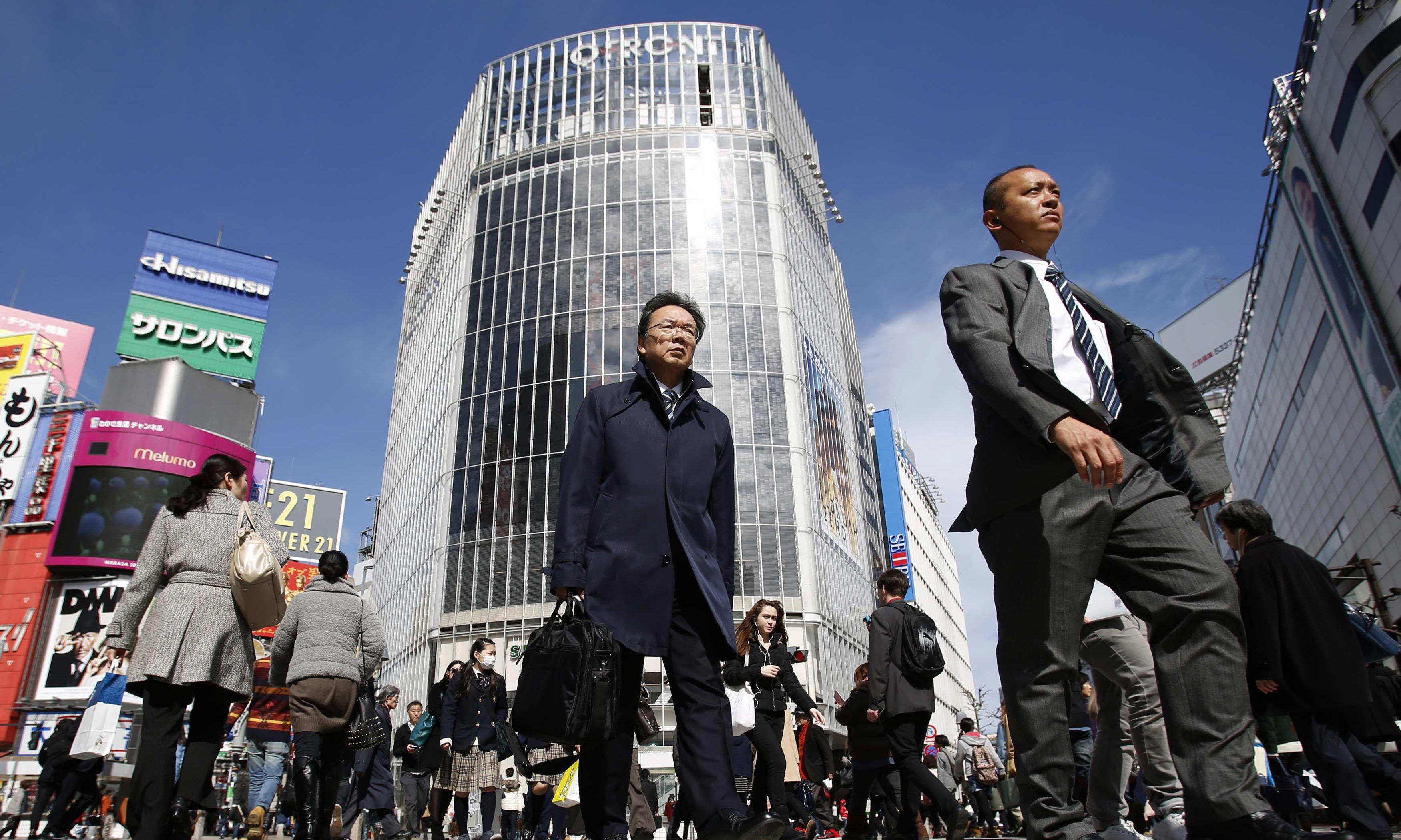 Japan Wo Es Hoflicher Ist Sich Nicht Zu Verbeugen Diepresse Com