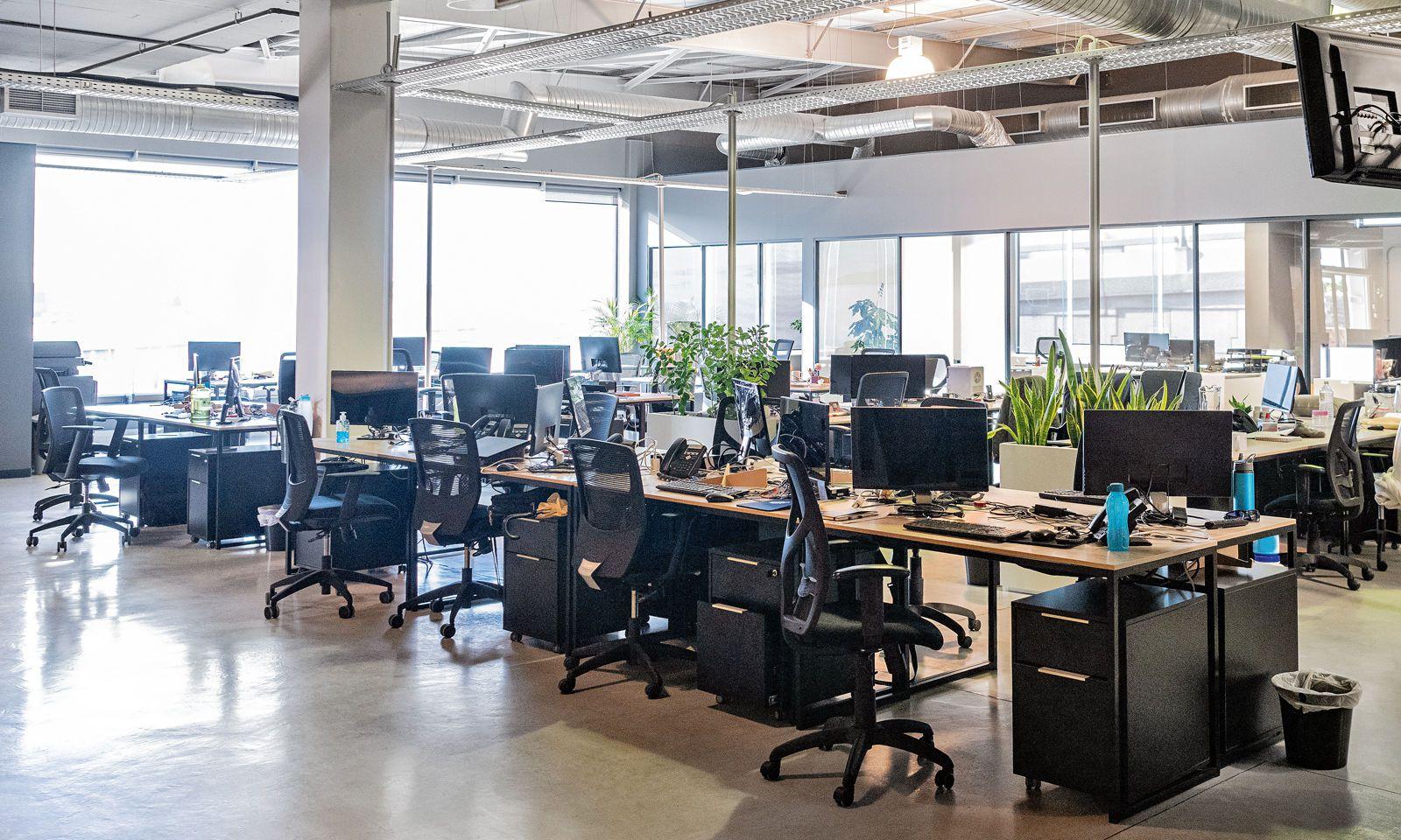 Desksharing oder doch fixe Arbeitsplätze? Nach dem Sharing-Boom ist wieder ein Umdenken zu spüren.