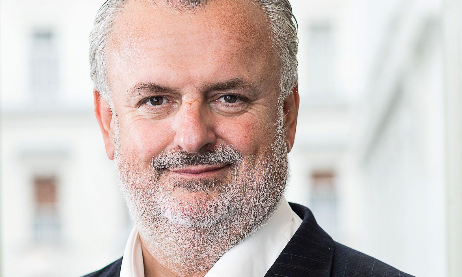 Peter Engert, Geschäftsführer der Österreichischen Gesellschaft für Nachhaltige Immobilienwirtschaft