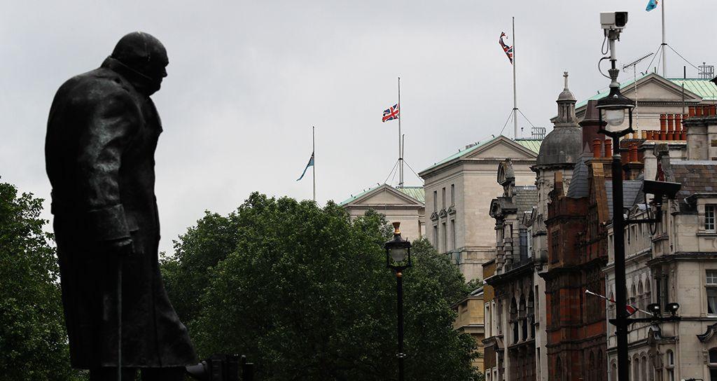 Befürworter und Gegner der EU-Mitgliedschaft berufen sich auf Churchill