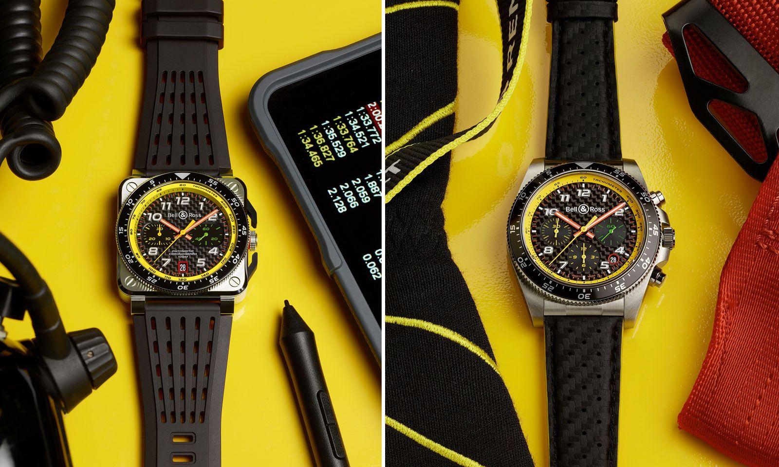 links: BR 03-94, rechts: V3-94 R.S.19