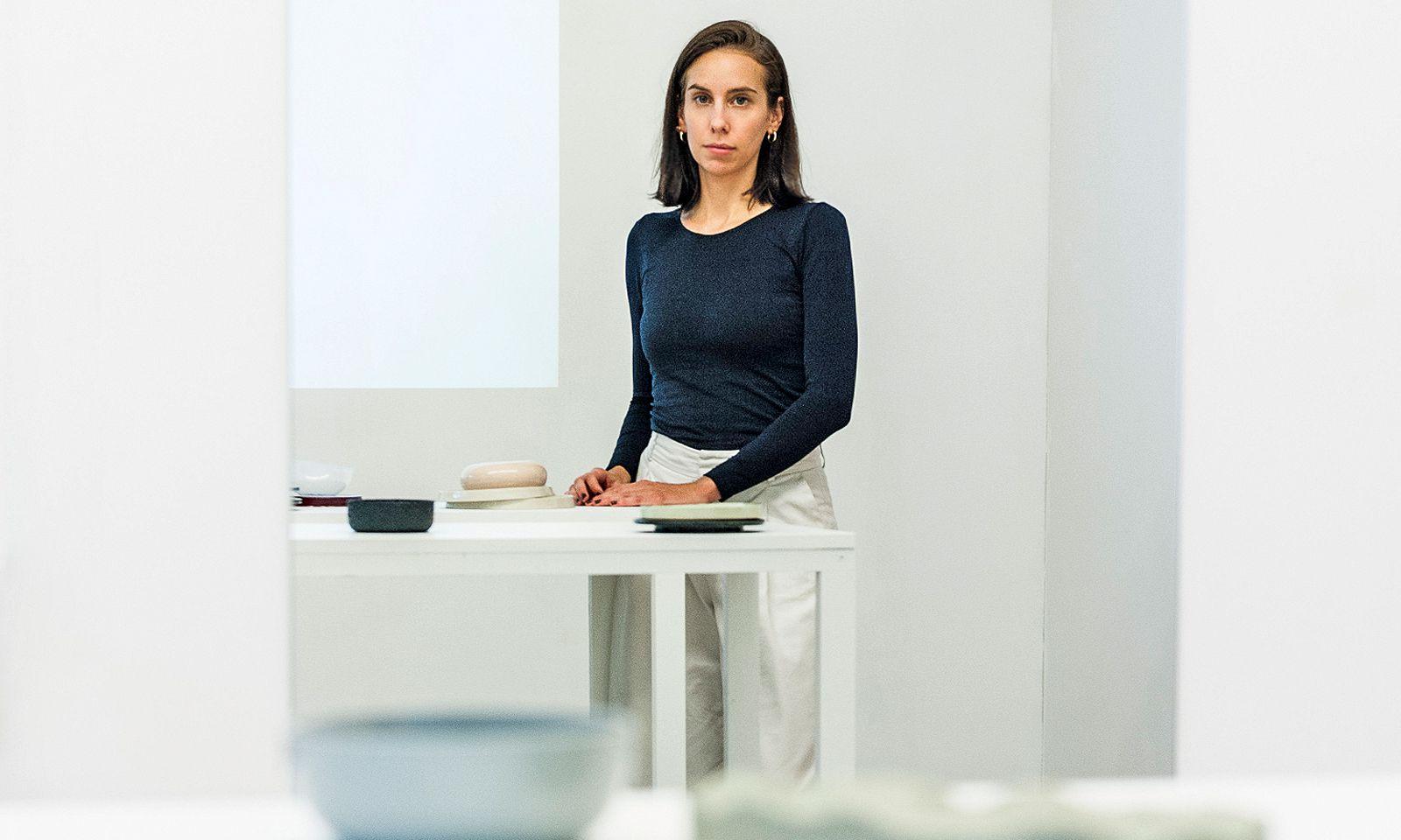 Heimspiel. Die Wiener Designerin Teresa Berger wohnt und arbeitet in Kopenhagen.