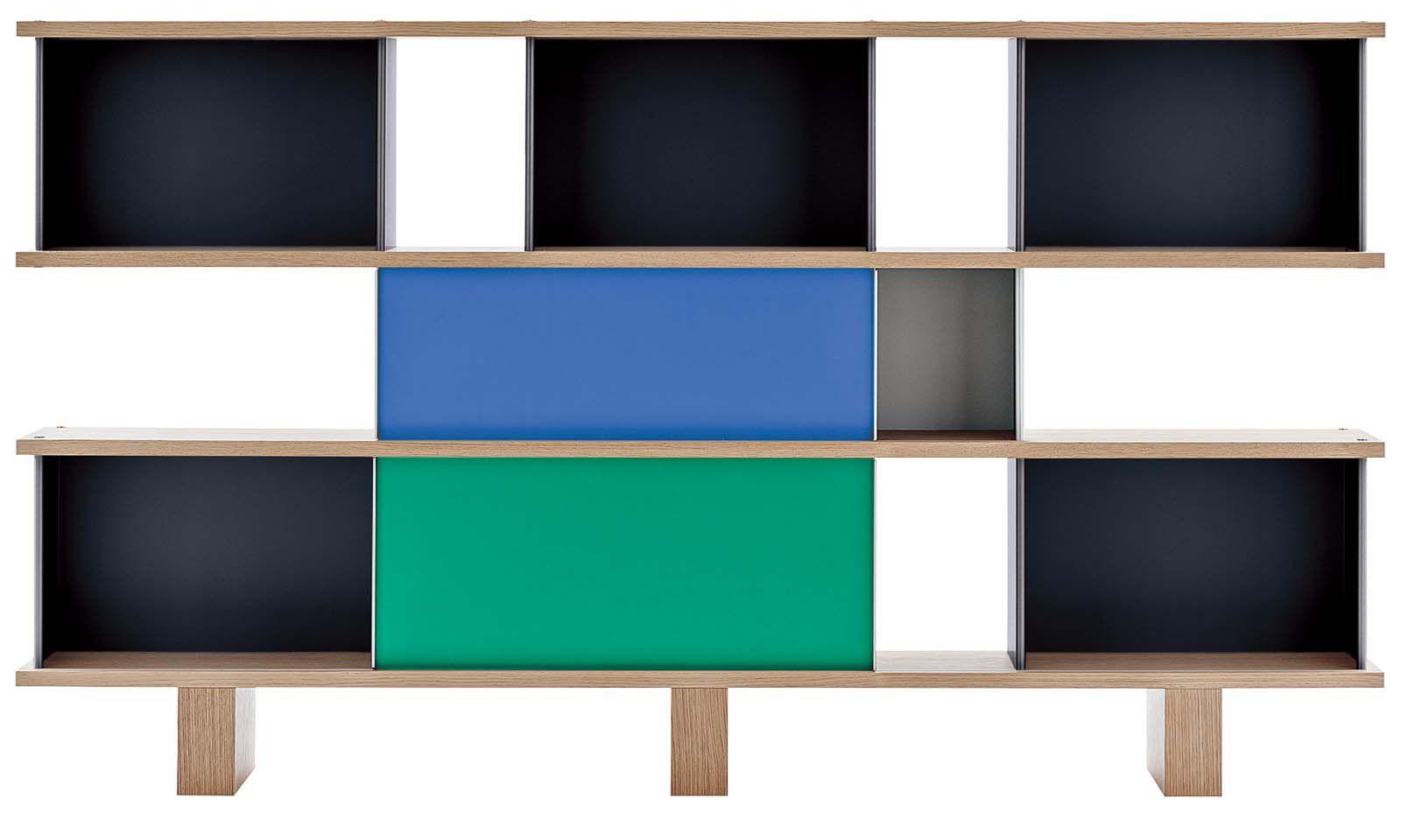 """Neuauflage. Das Bücherregal """"Nuage"""", hergestellt von Cassina."""