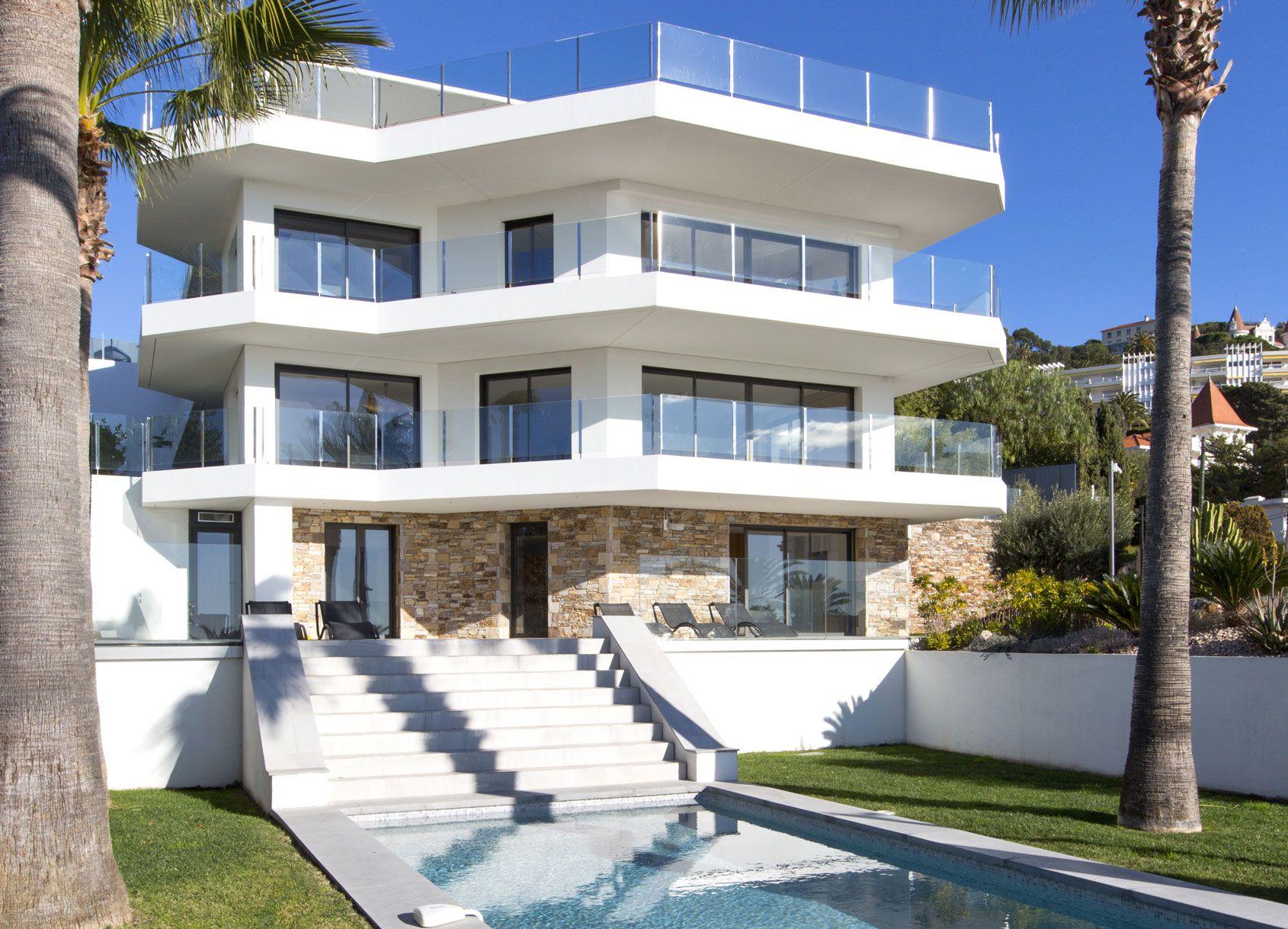 Penthouse an der Côte d'Azur