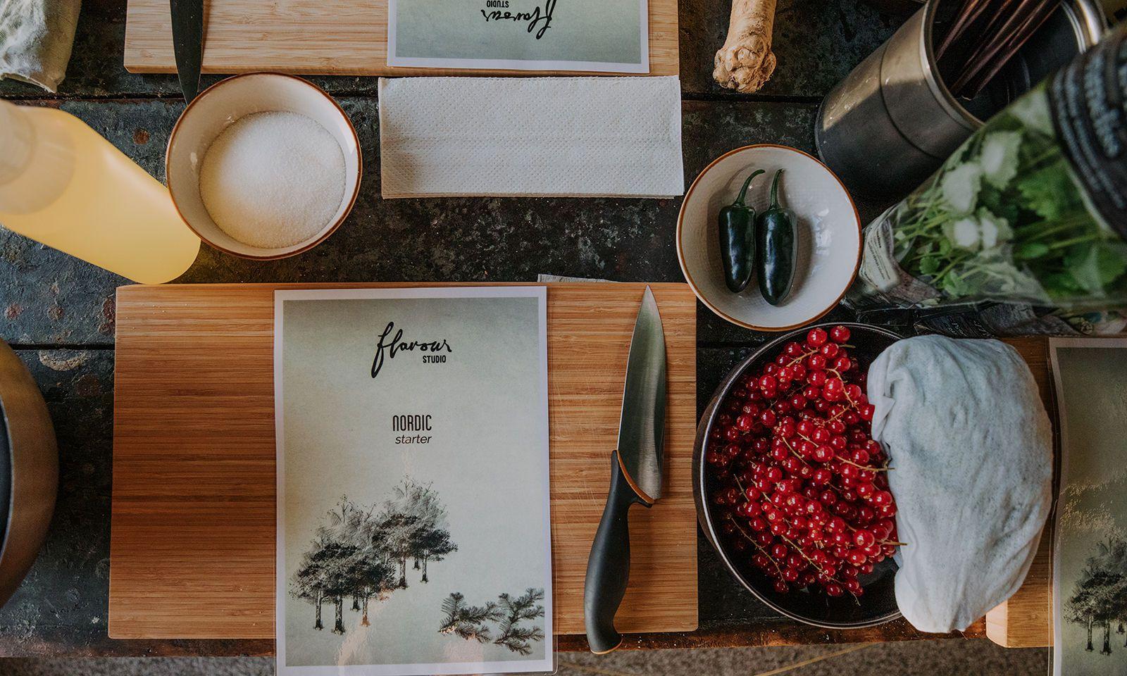 Klassische und innovative Kost in einem der neuen Lokale stärkt.