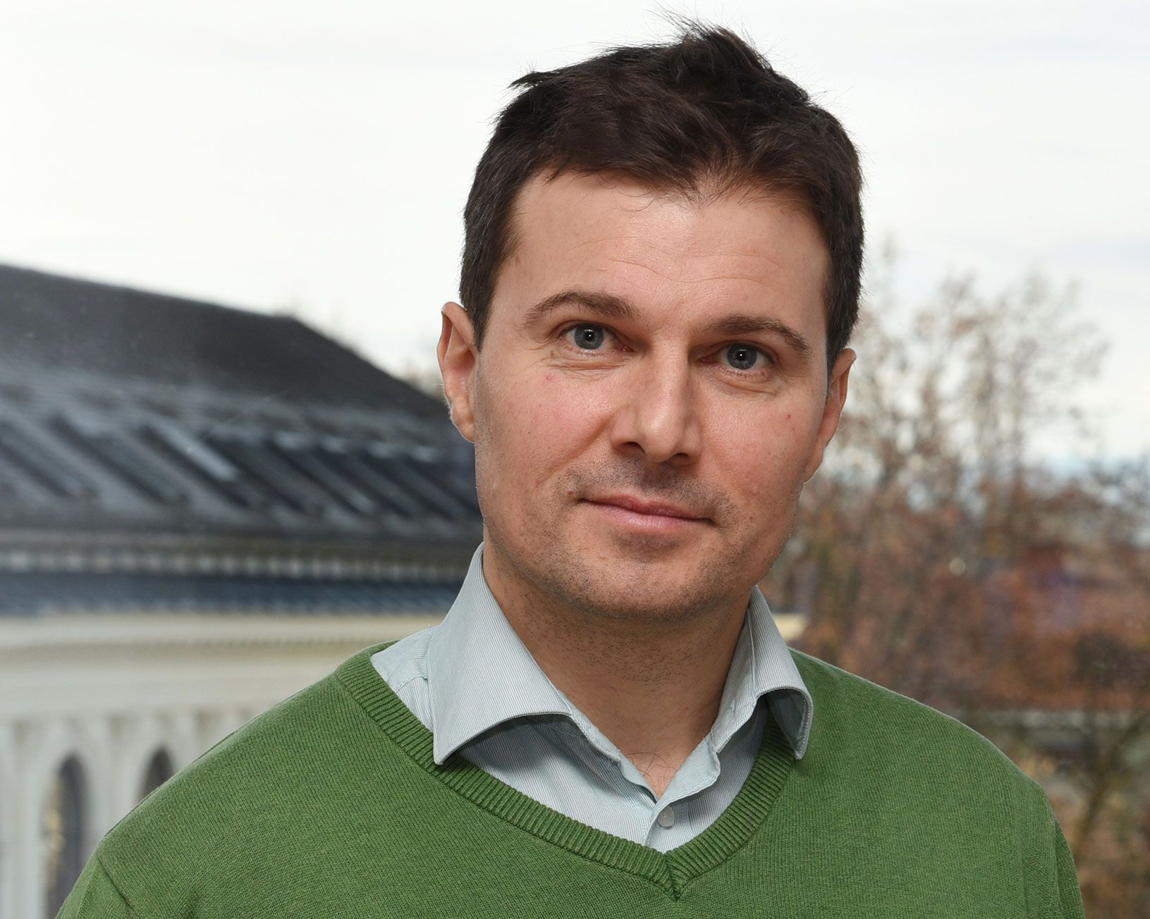 Christoph Kuzmics