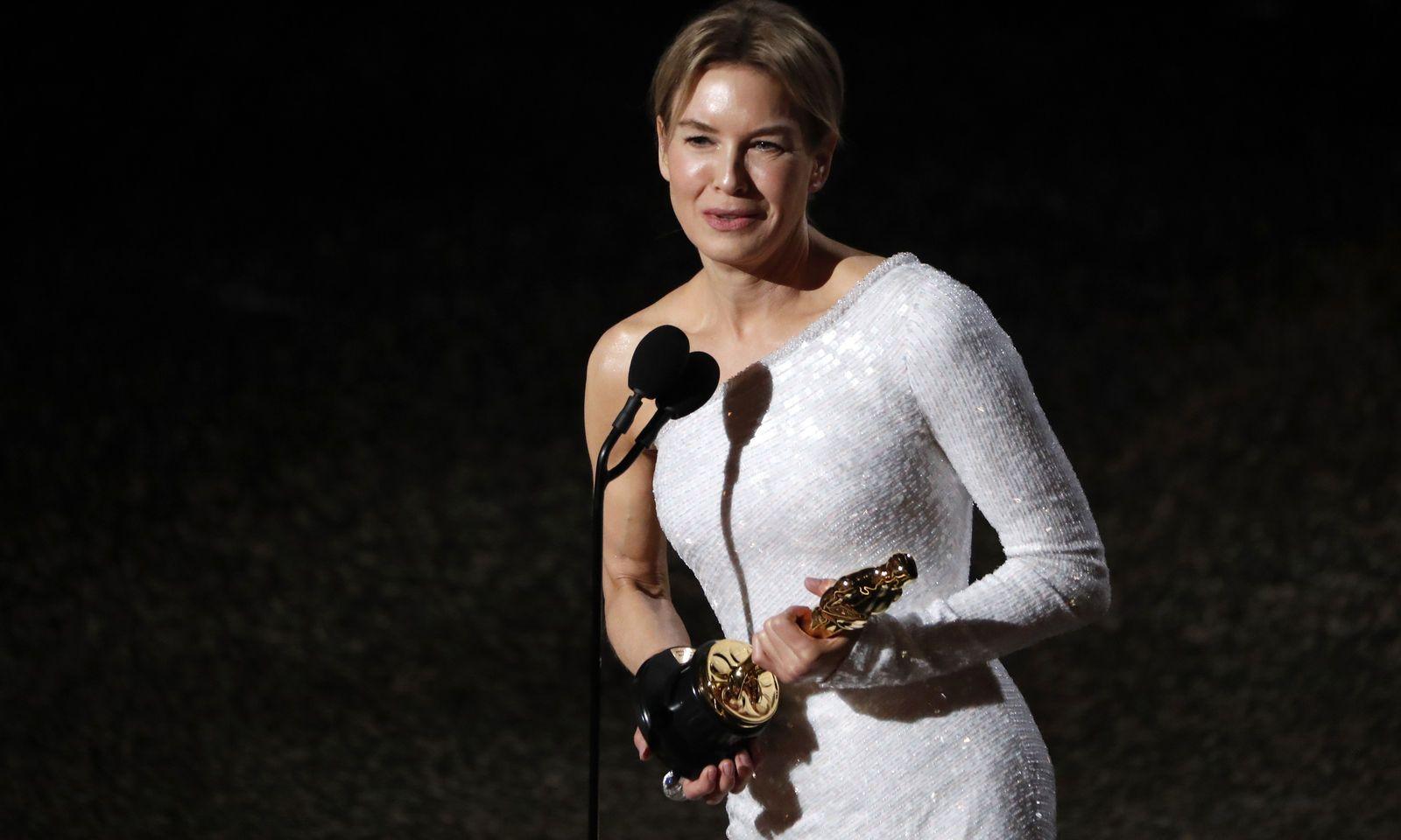 Der zweite Oscar für Renée Zellweger.
