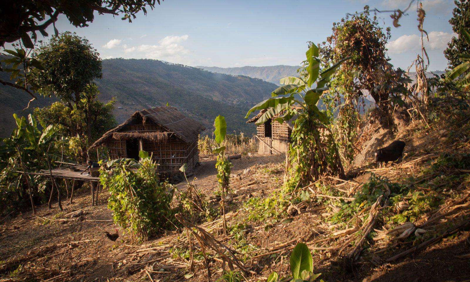 Der Chin-Staat ist eine der ärmsten und isoliertesten Regionen des Landes. Viele Gebiete bleiben weitgehend unzugänglich.