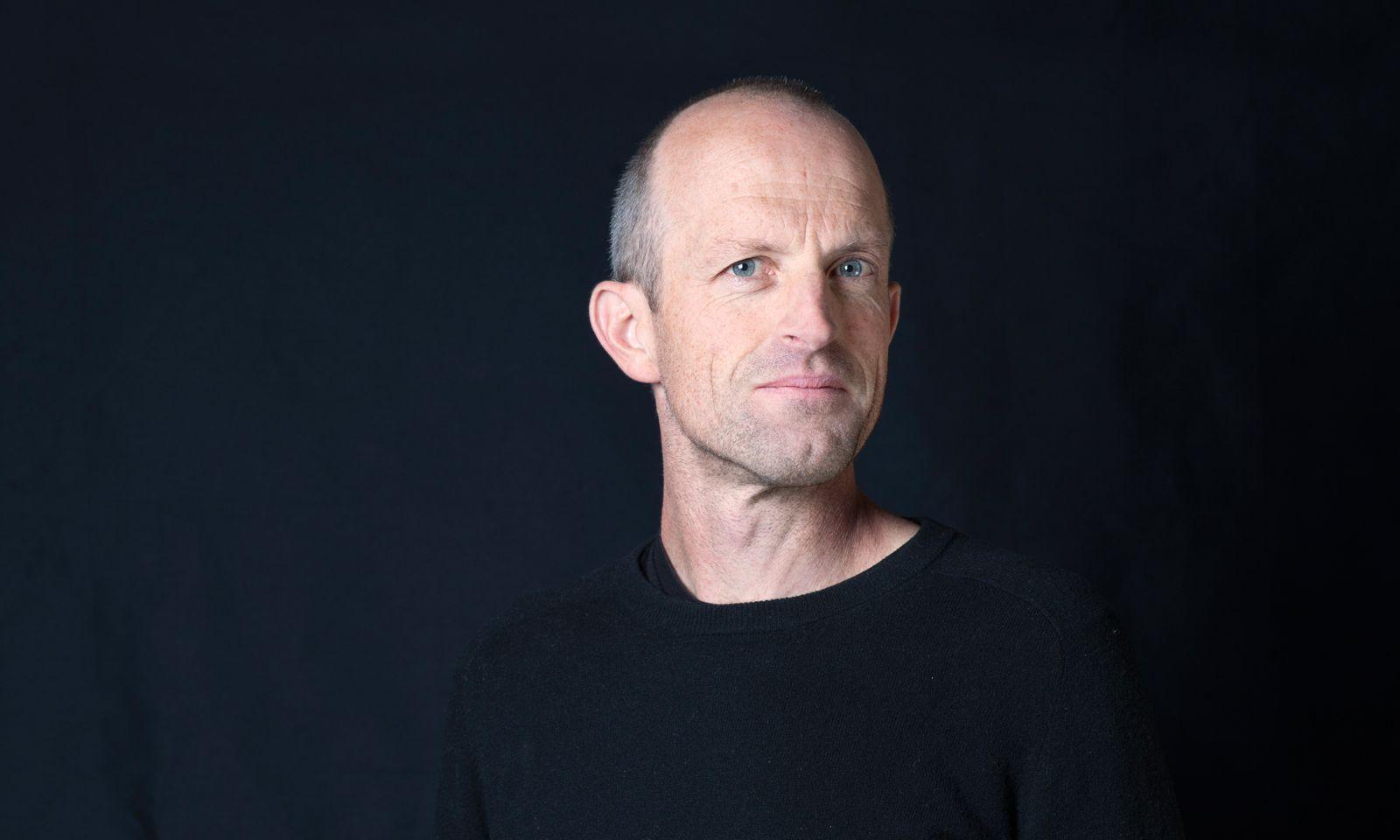 Gestalter. Theo Deutinger lebt in Flachau, arbeitet auch in Amsterdam.
