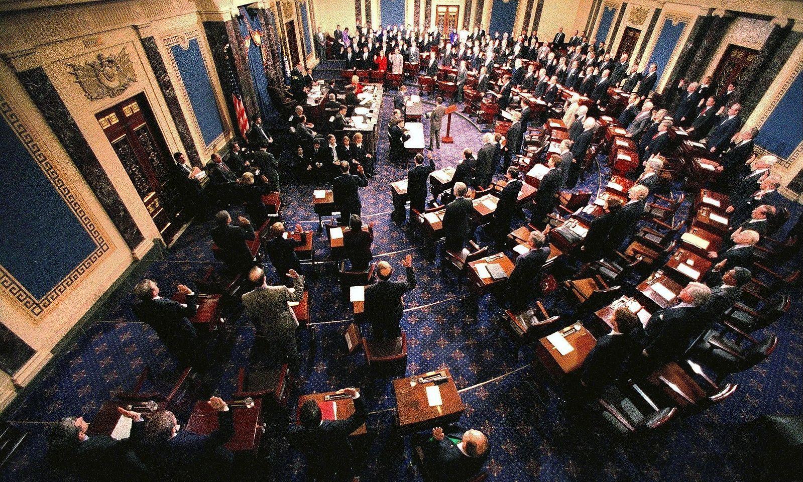 Impeachment rückt näher: Demokraten formulieren Anklagepunkte gegen Trump