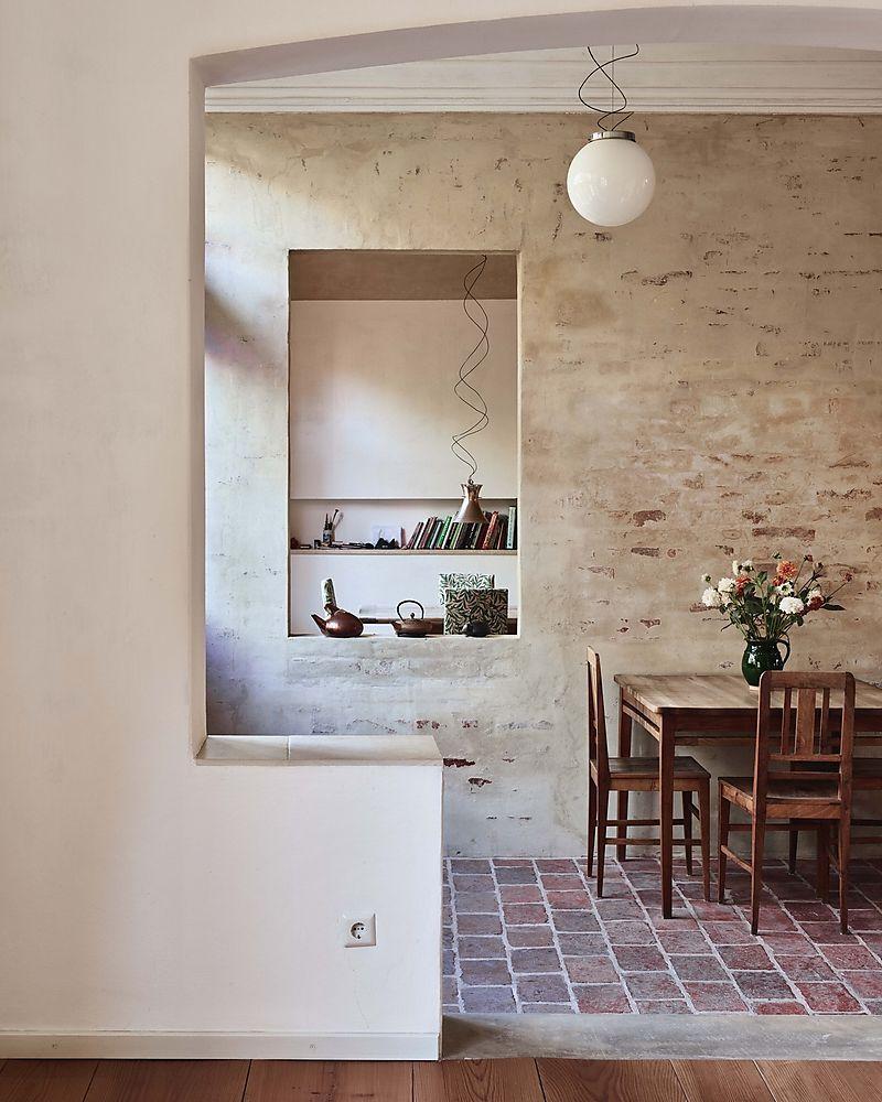 Alte Räume, zeitgemäß interpretiert.