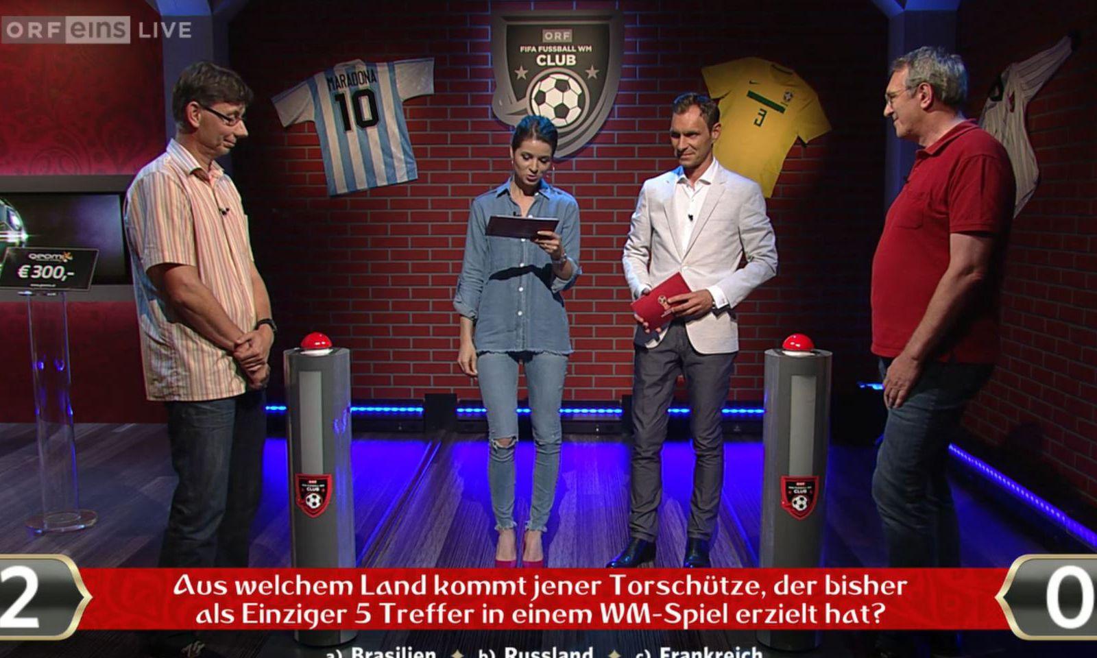 Unfreiwillig komische Situationen im ORF