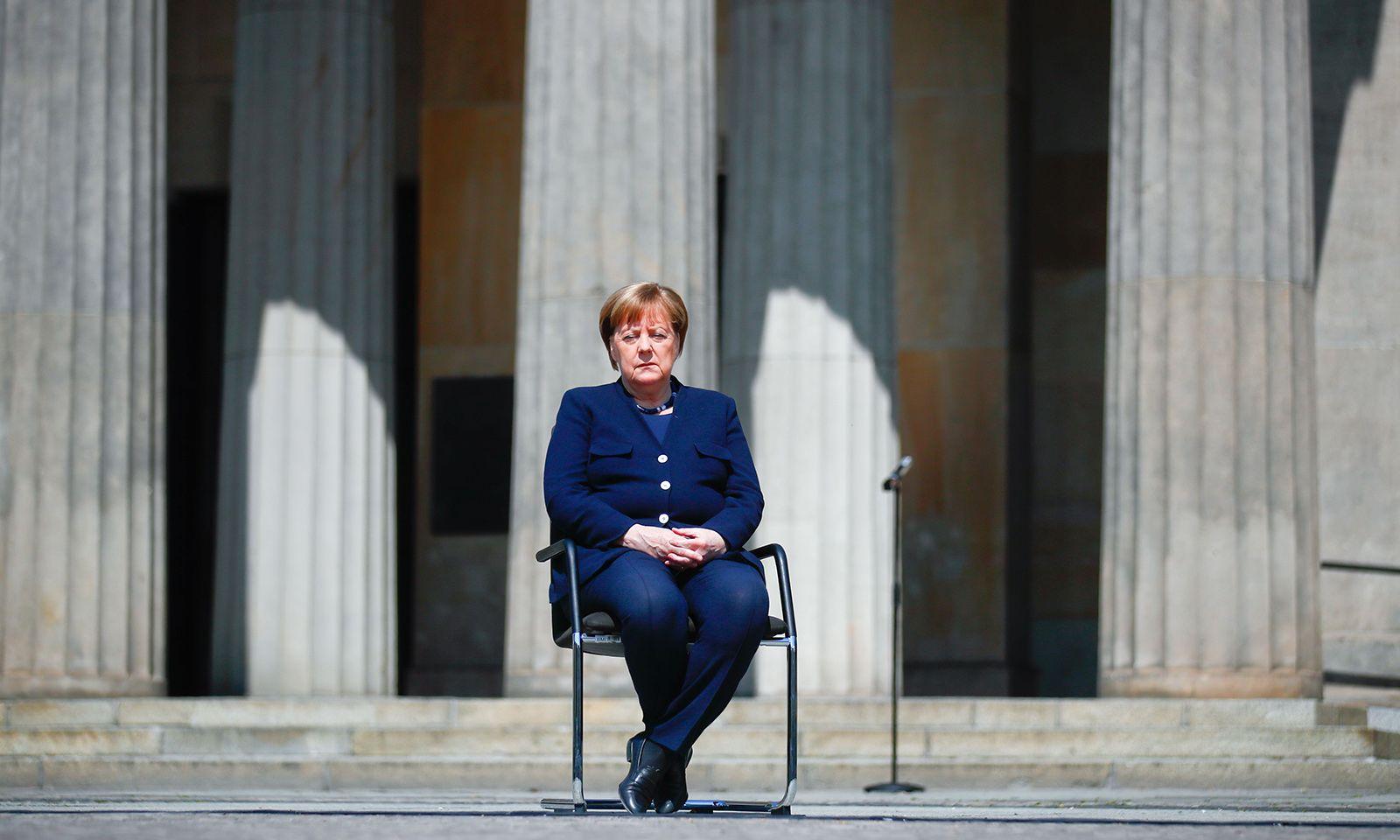 """Auf den letzten Metern von Merkels Kanzlerschaft wartet die """"größte Bewährungsprobe""""."""