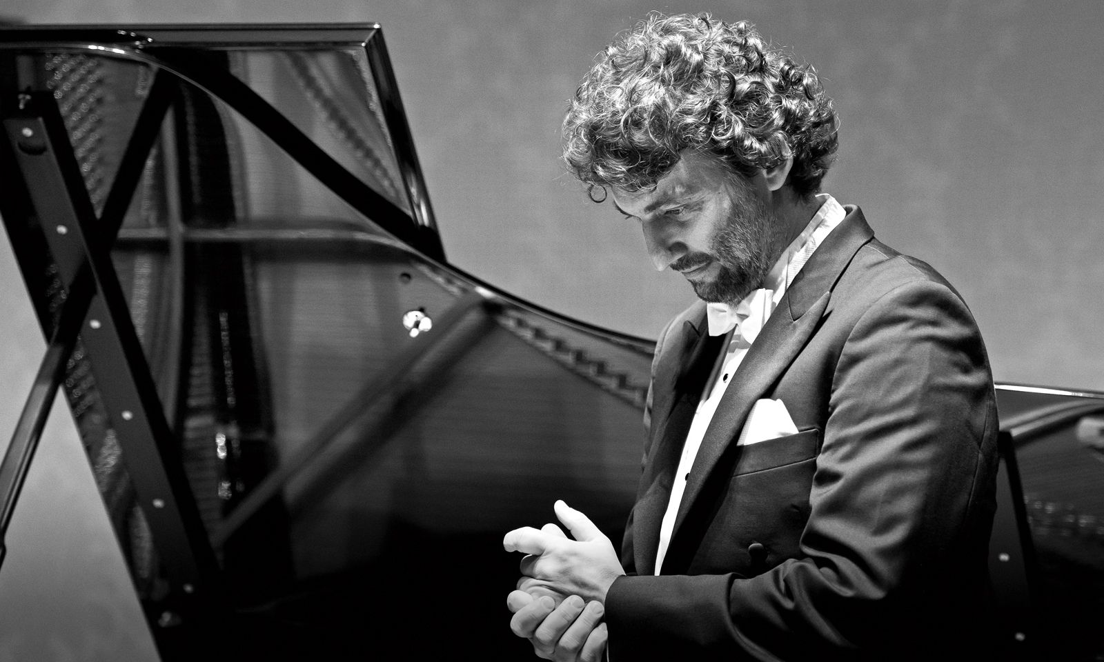 Liederabend. Schubert, Wagner und Liszt in der Wigmore Hall, London 2015.