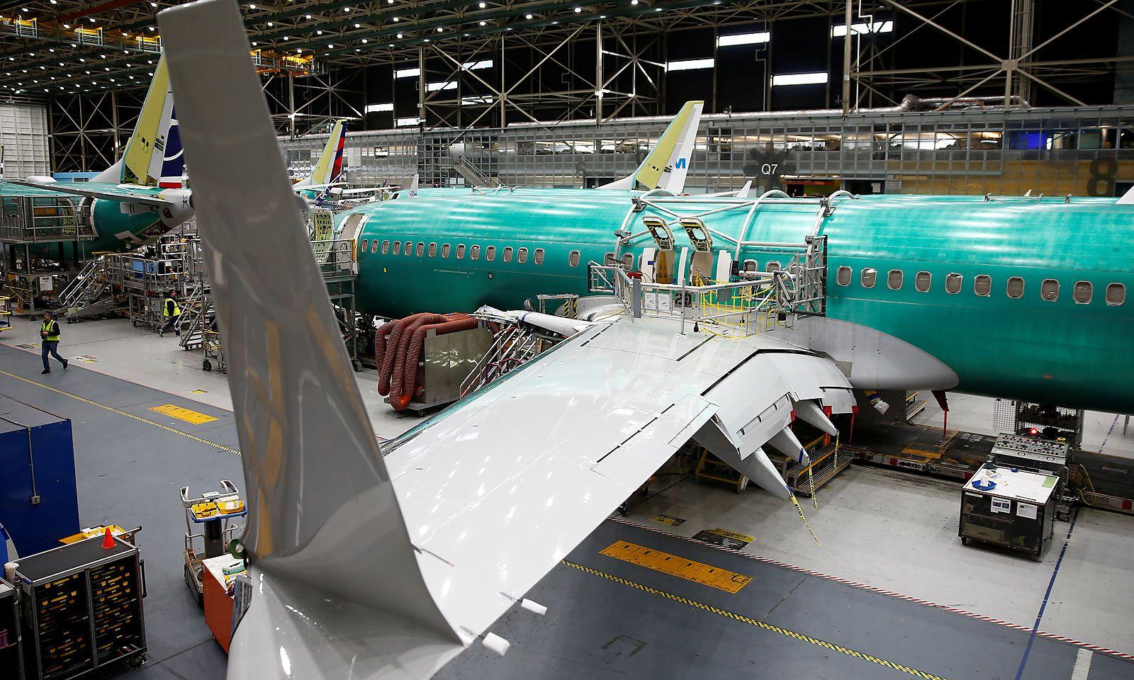 Boeing stellt neue Sicherheitsmaßnahmen vor.