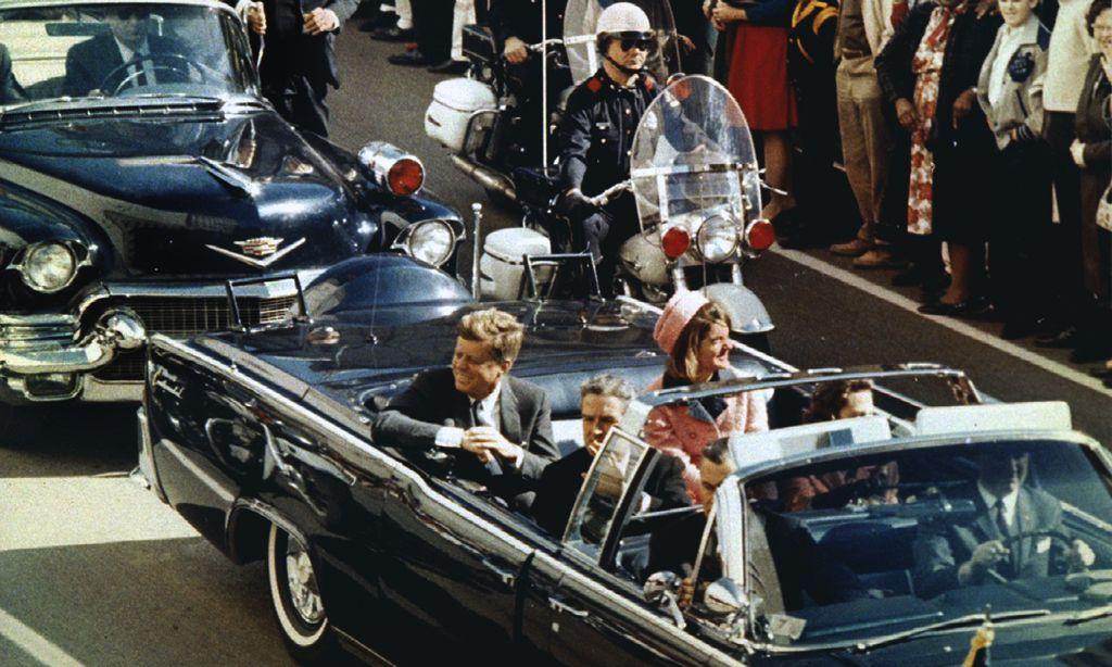 Ein Tod mit vielen Zweifeln John F. Kennedy in Dallas 22.11.1963