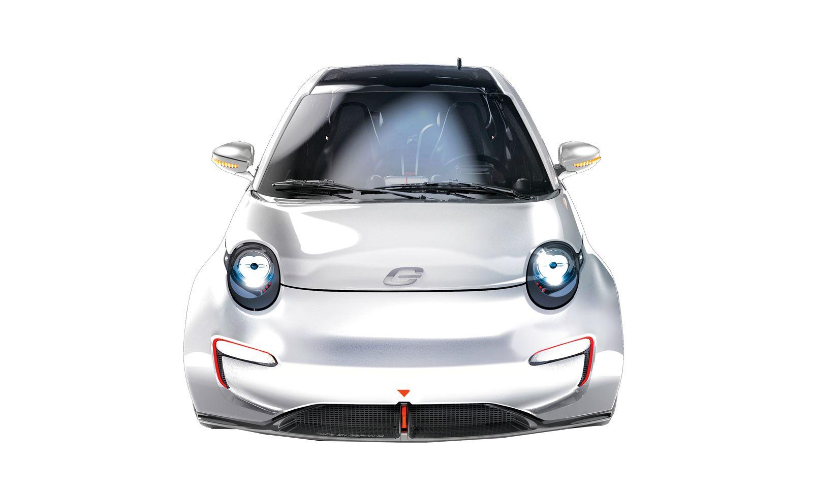 Wunderwuzzi. Pflegeleicht, sparsam in Abmessungen und Energieverbrauch: e.Go als Twingo der 2020er.