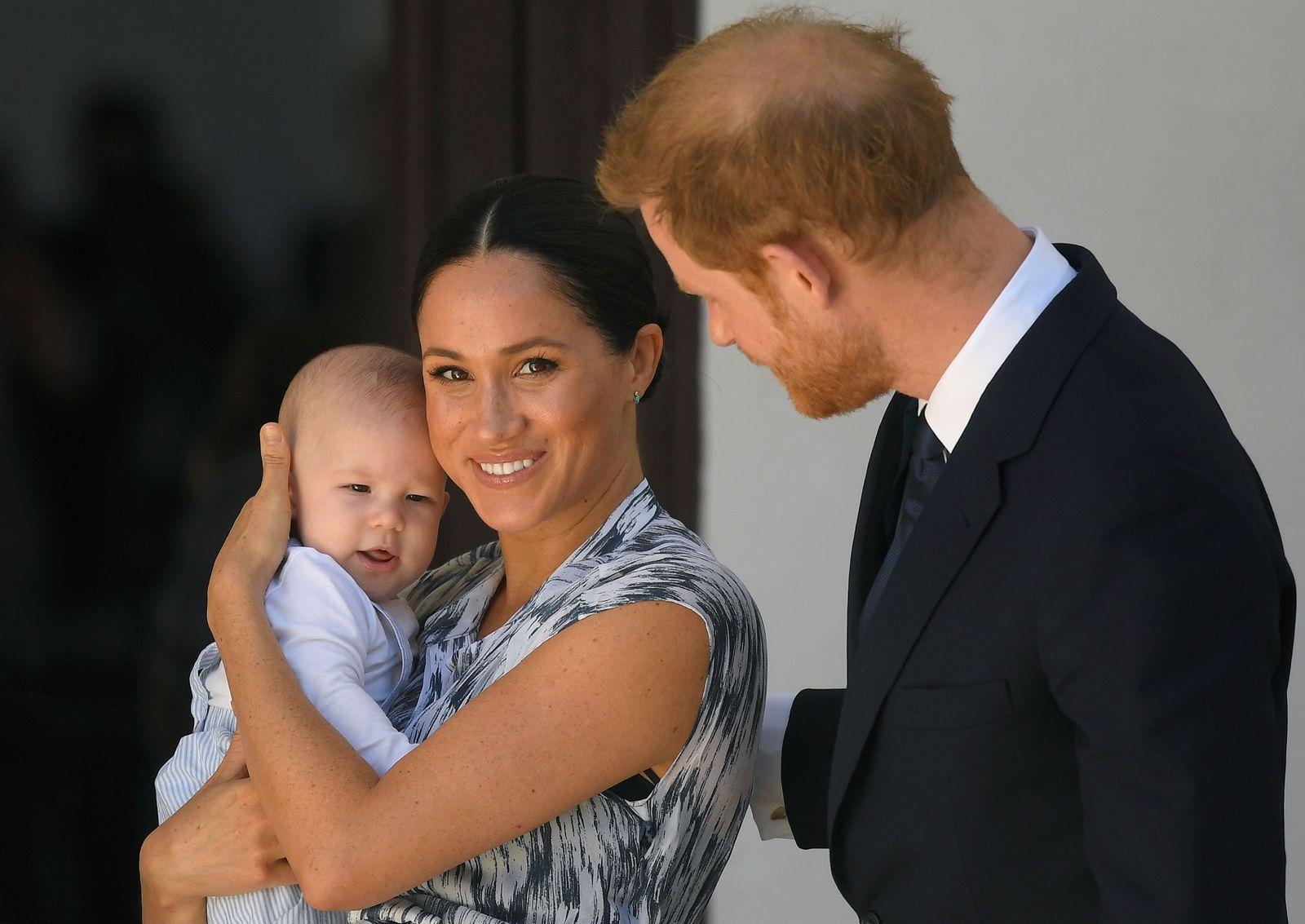 Prinz Harry und Herzogin Meghan hadern mit der Öffentlichkeit und ihrer Rolle in der Royal Family.