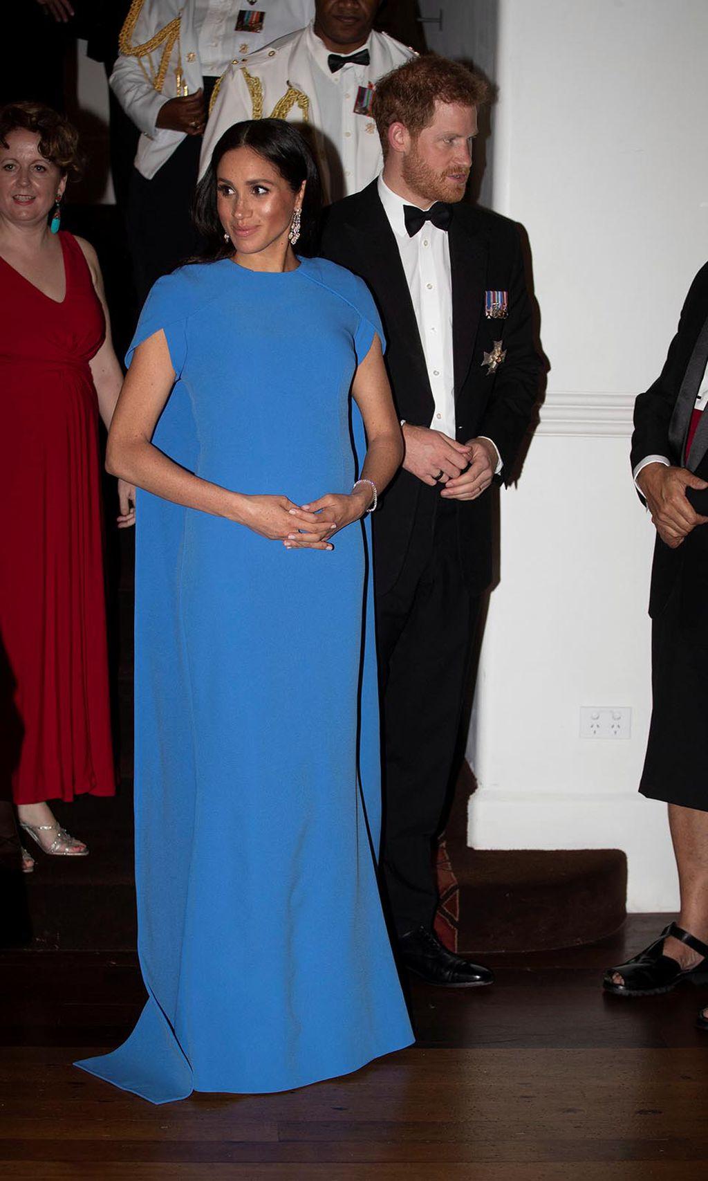 Stilkritik Herzogin Meghans Kleiderwahl Diepresse Com