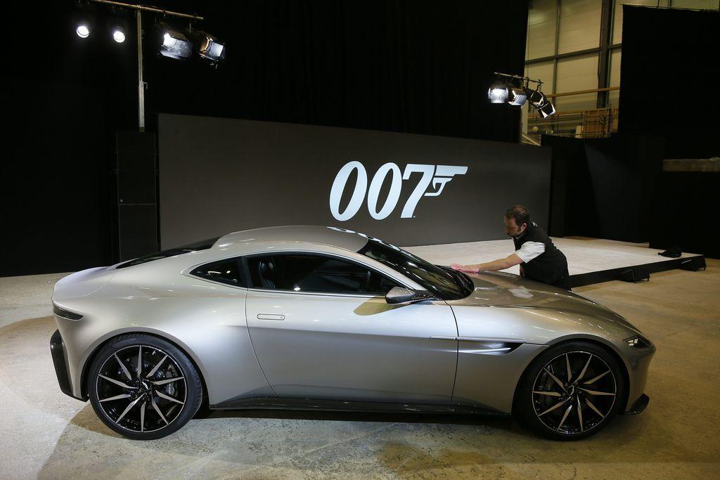 kennzeichen 007: die autos von james bond « diepresse