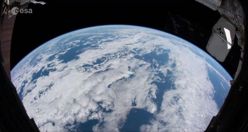 Weltraumbilder Erde
