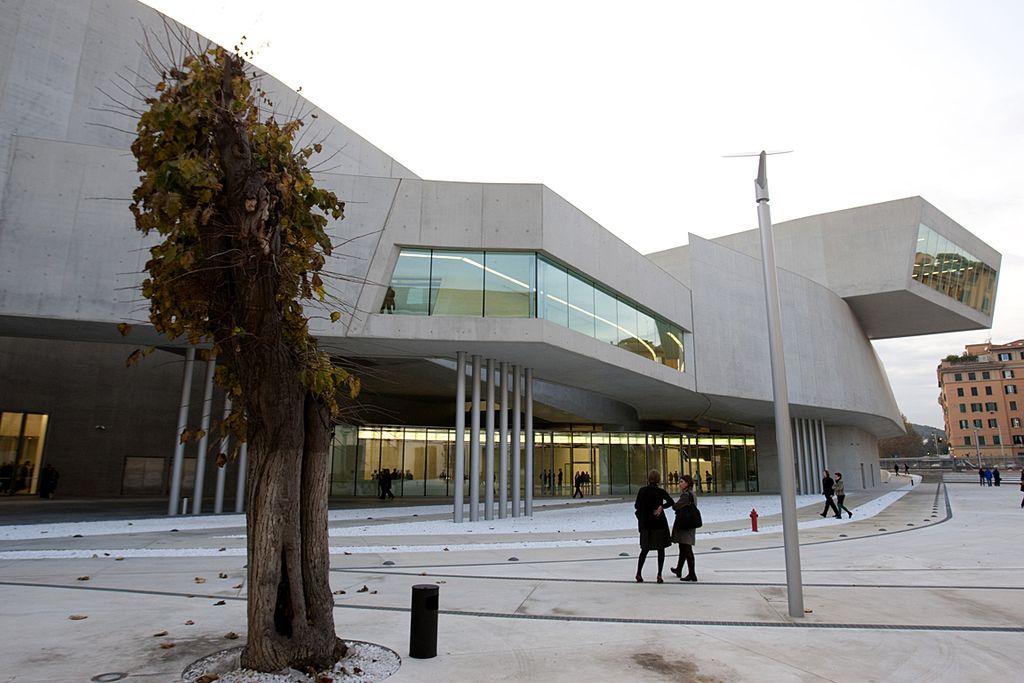 Architektur Zaha Hadid Ihre Spektakularen Bauten Diepresse Com
