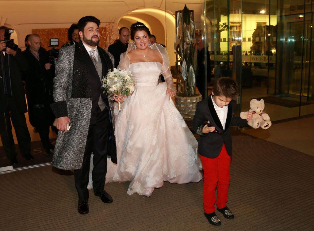 Anna Netrebko Hochzeit