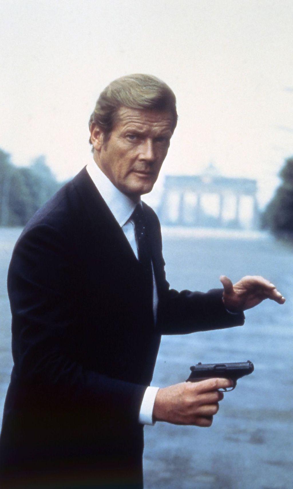 James Bond Sean Connery Wird 87 Diepressecom