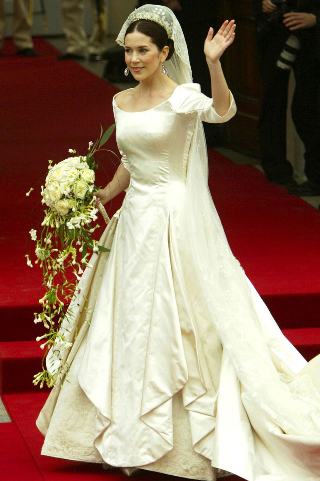 Ja: Die Brautkleider der Prominenz « DiePresse.com