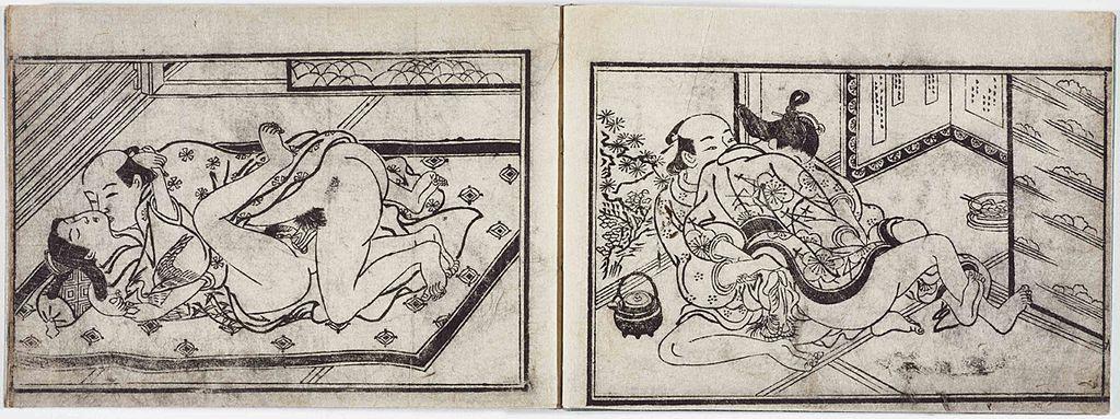 Shunga, erotische Kunst aus Japan im MAK « DiePresse.com
