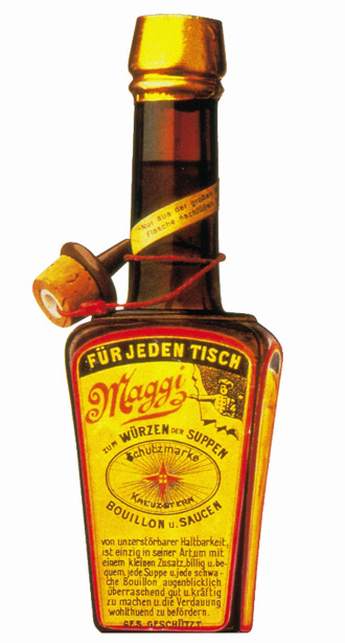 maggi flasche