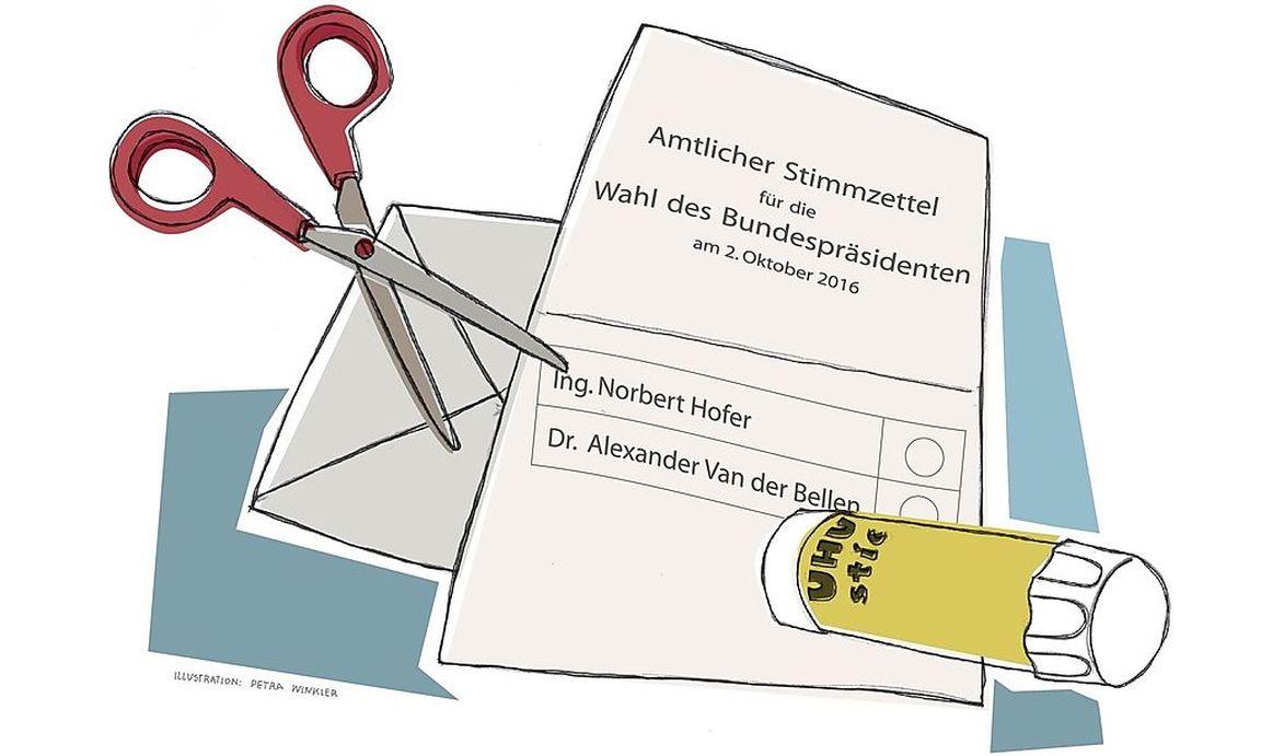 bundespräsidentenwahl österreich 2019 kandidaten