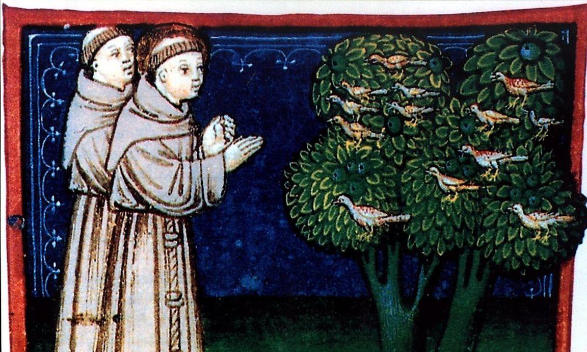 Der Papstname Franz Von Assisi Und Sein Leben DiePresse
