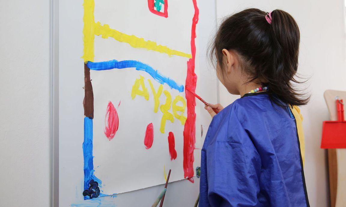 """Kindergarten-Studie: Vertrauen in Aslan """"nicht grenzenlos ..."""