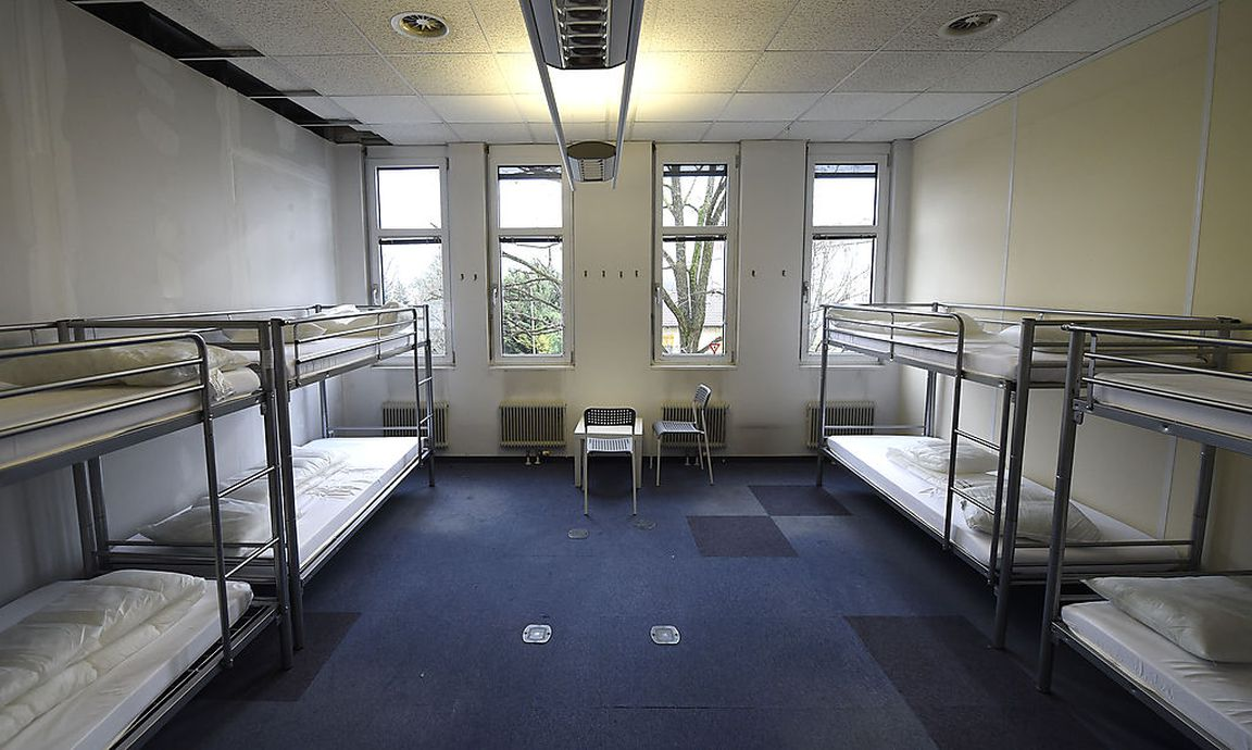 Asylquartiere in k rnten sind mehr als 1000 pl tze frei for Leeres zimmer