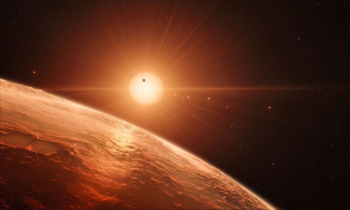 Erdähnliche Planeten Entdeckt