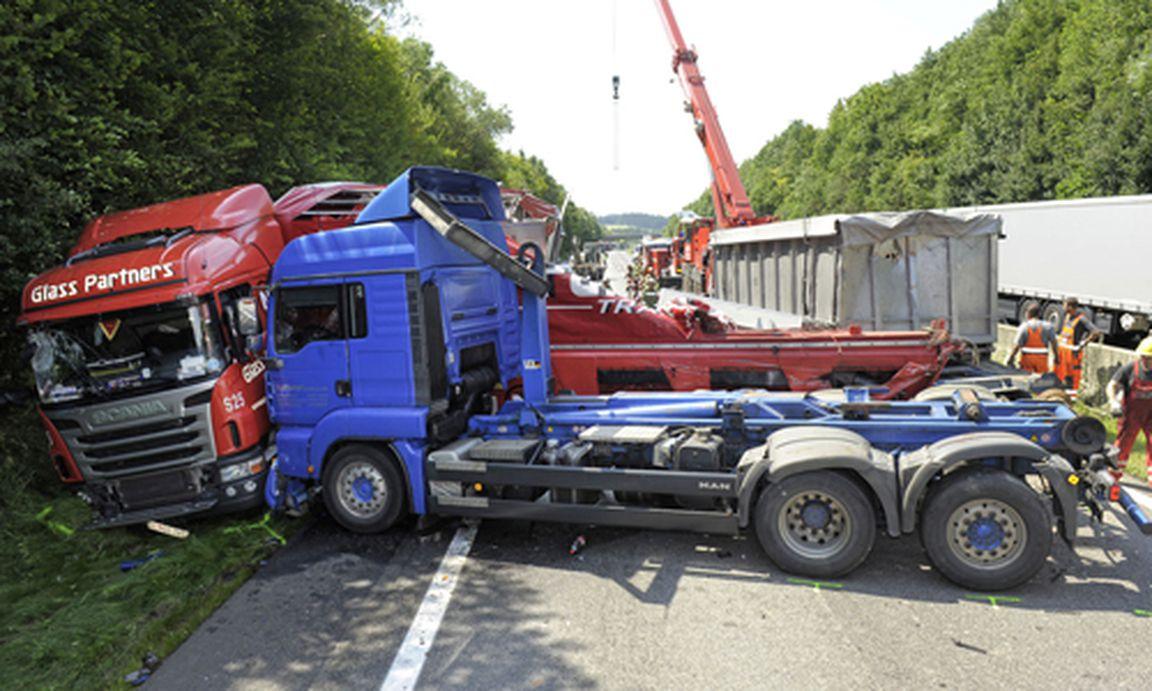 Lkw Unfall österreich