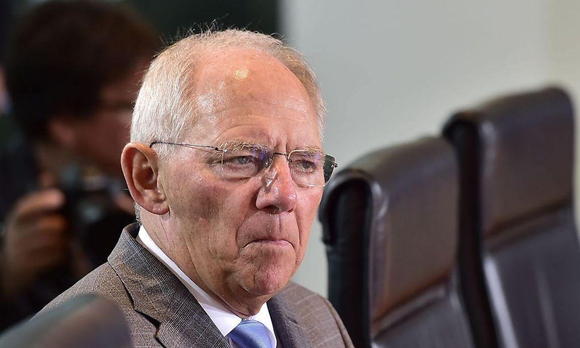 Schäuble Inzucht
