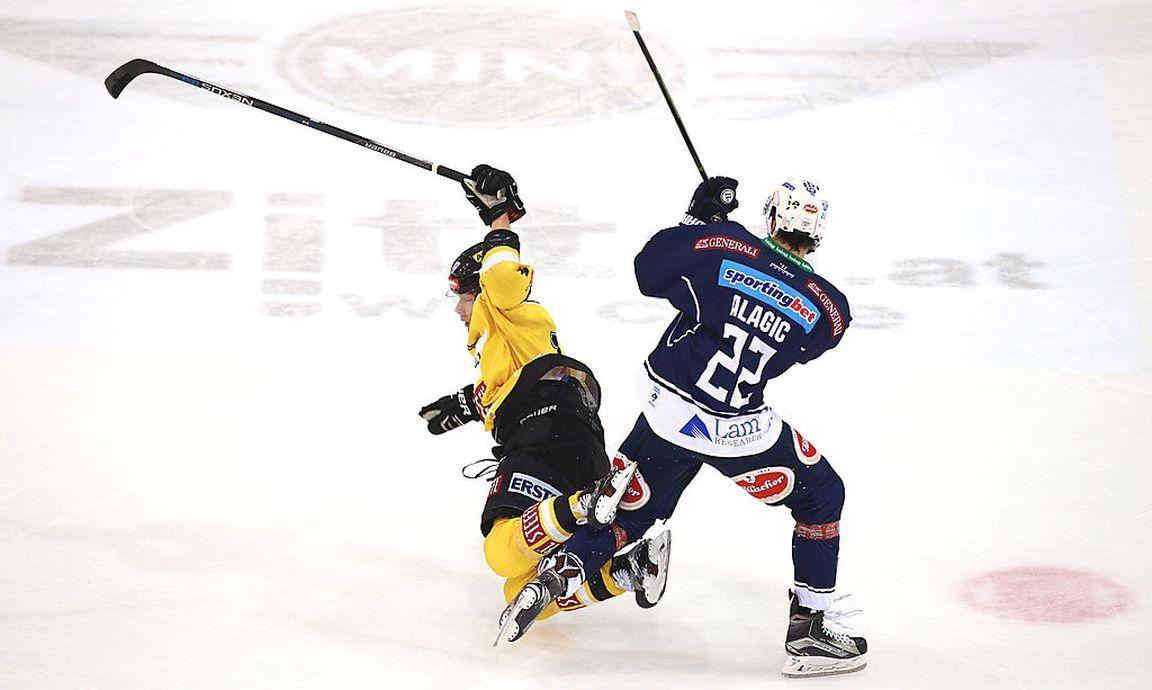 Eishockey Capitals Scheiden Im Viertelfinale Aus