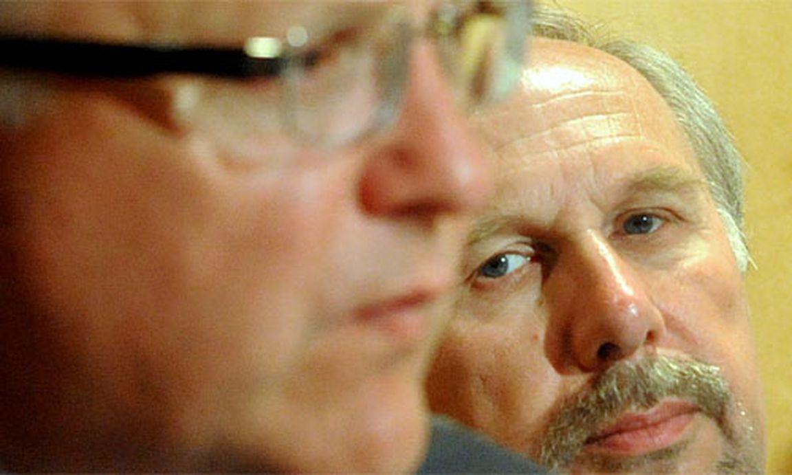 Nationalbank Essen olli rehn quot europa ist aus hartem holz geschnitzt quot diepresse com