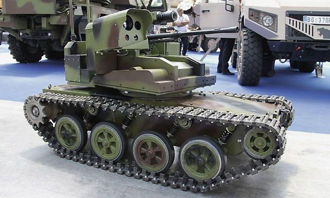 ferngesteuerter mini panzer aus serbien. Black Bedroom Furniture Sets. Home Design Ideas