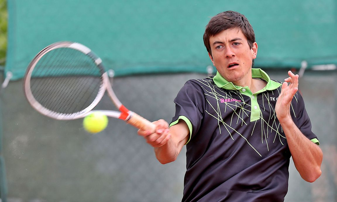 Tennis-Talent Ofner überrascht in Wimbledon « DiePresse.com
