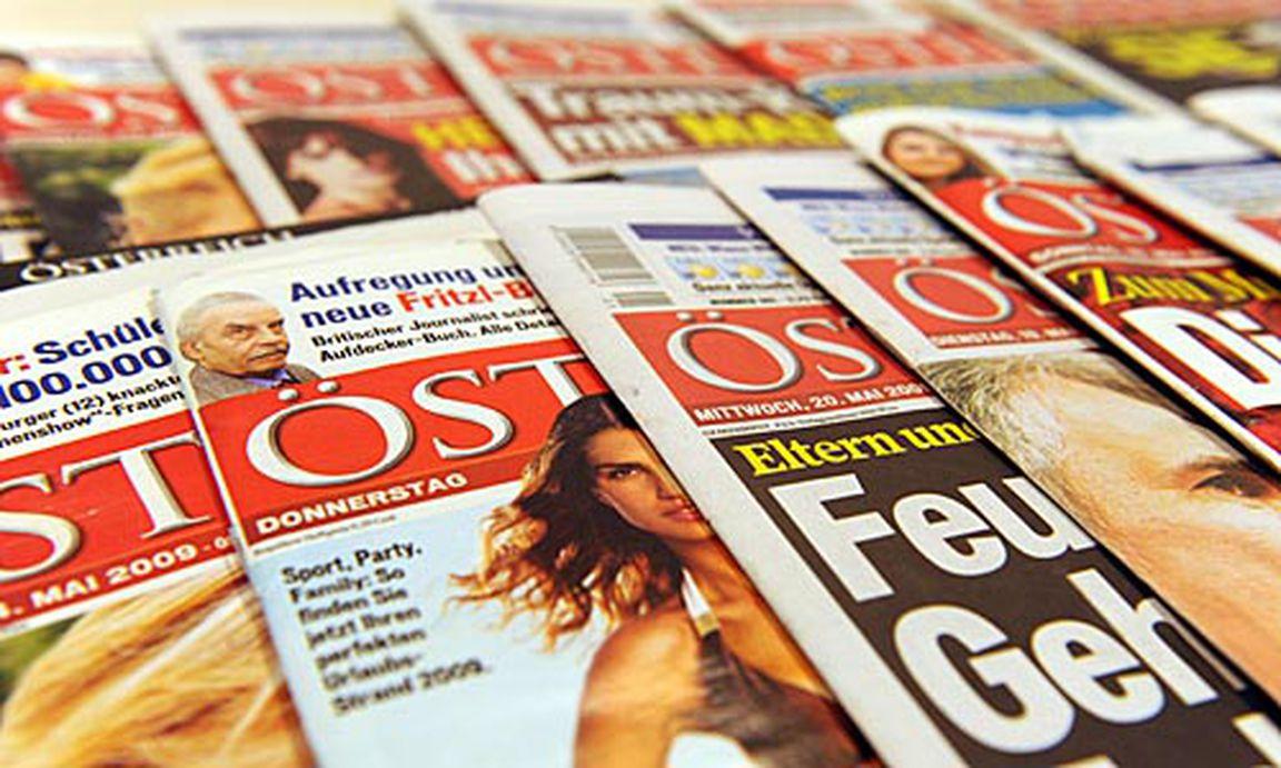 Zeitung Oesterreich