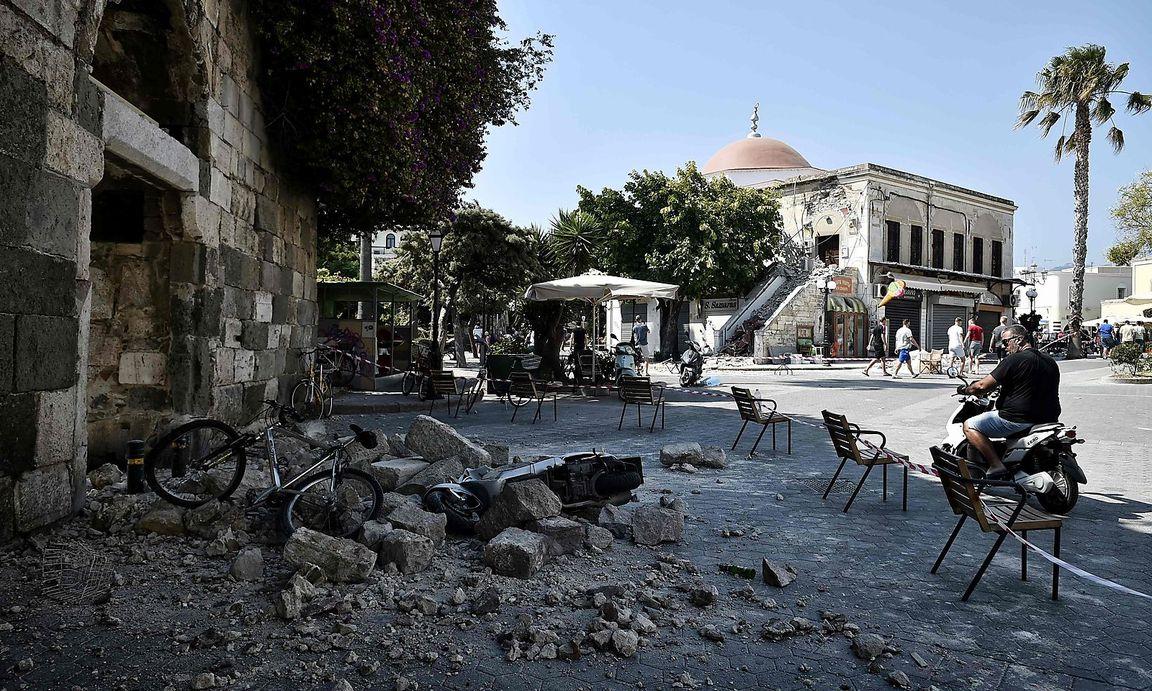 Kos Erdbeben