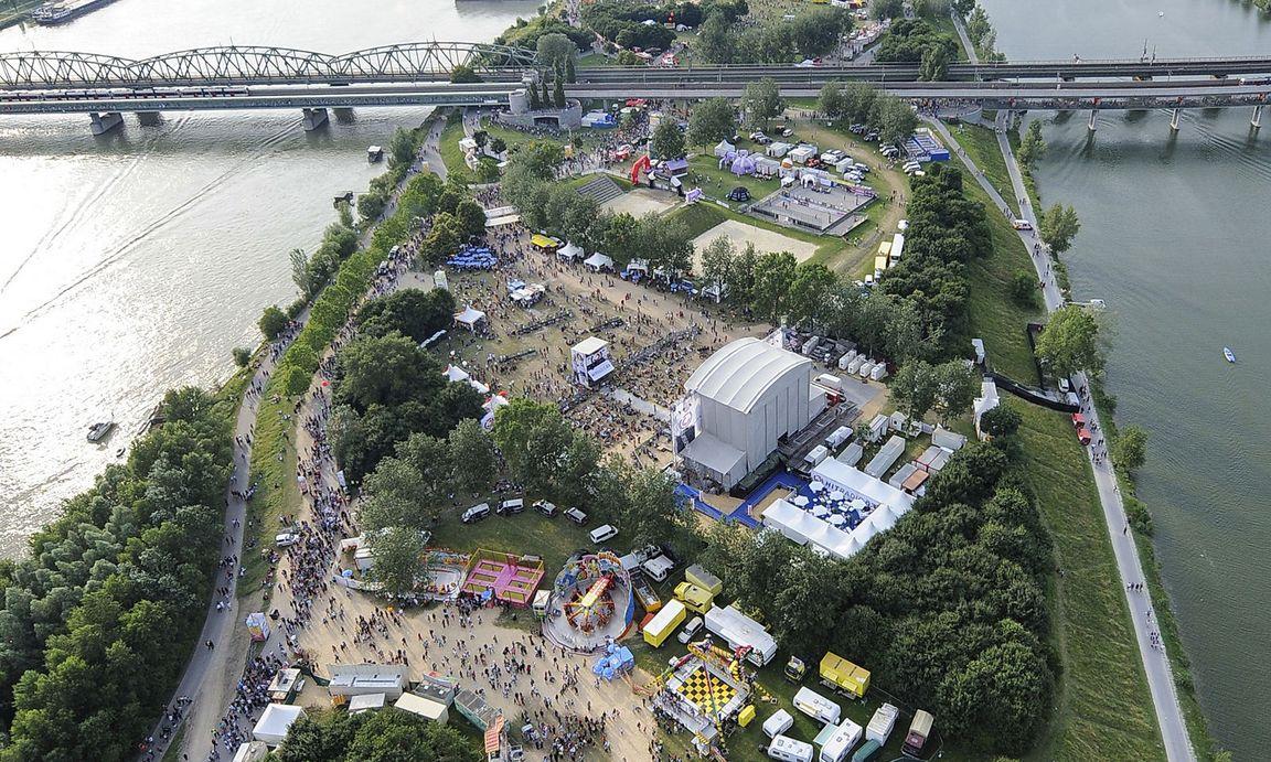 Donauinselfest Programm