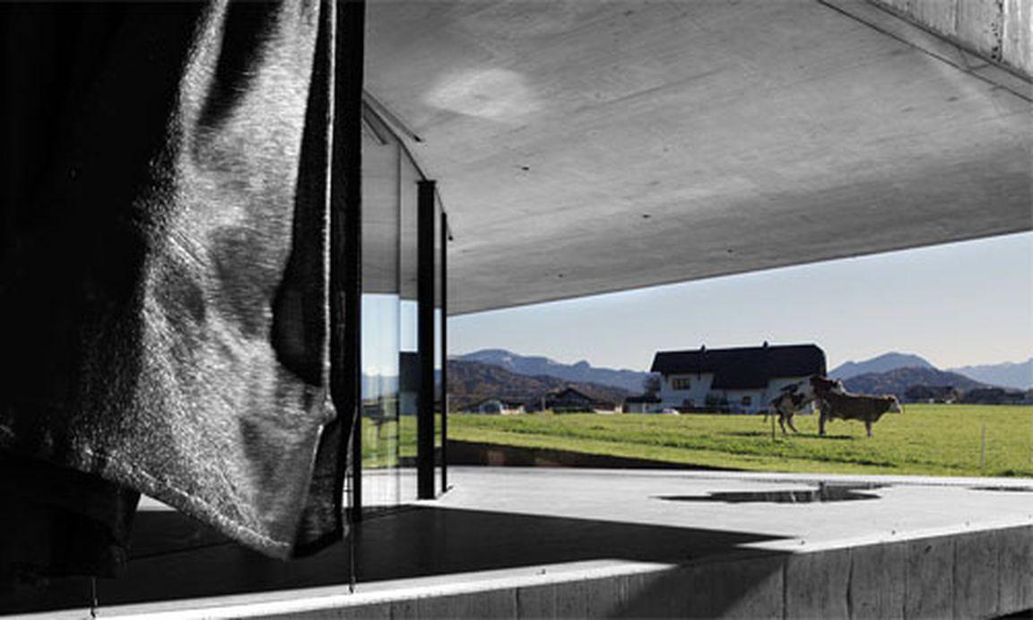 salzburger architekturpreis sieg f r einfamilienhaus. Black Bedroom Furniture Sets. Home Design Ideas