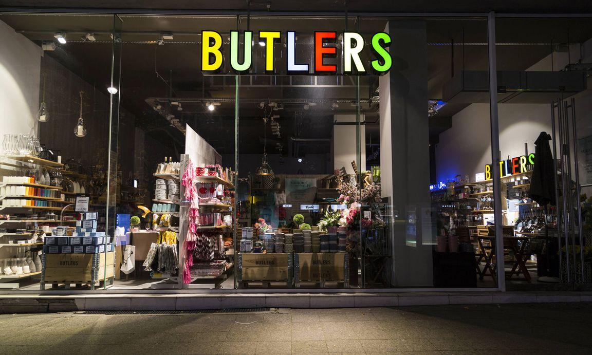 Einrichtungskette Butlers Nach Insolvenz Wieder Im