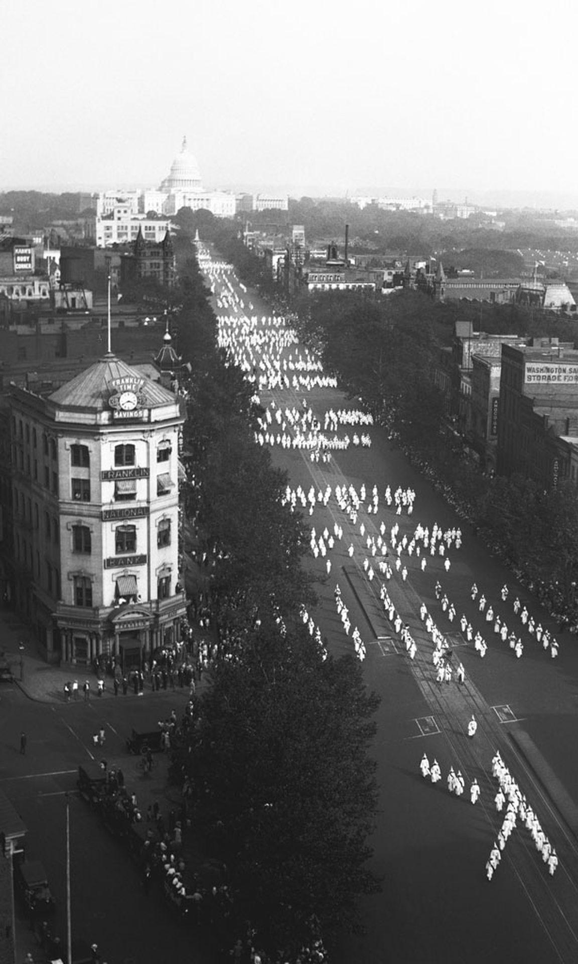 150 Jahre Ku Klux Klan Wie Der Kapuzenterror Begann Diepressecom