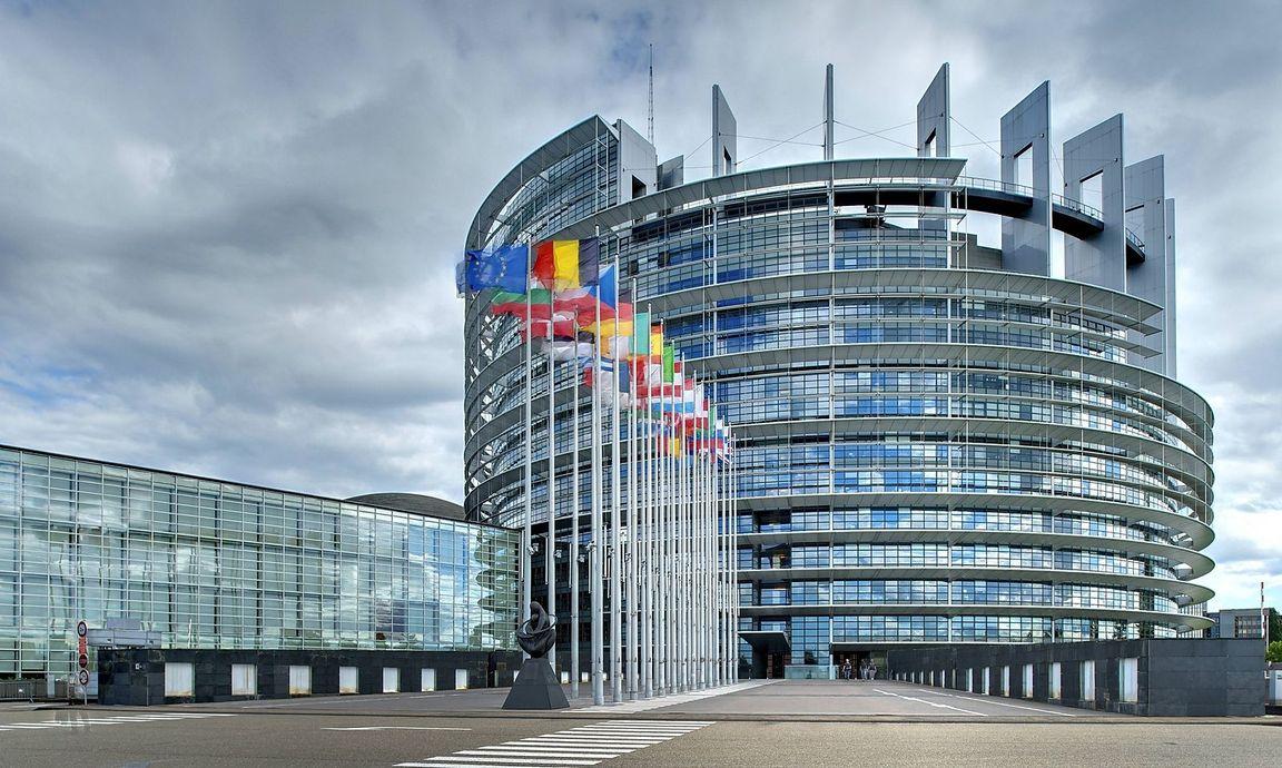 Eu Parlament Gebäude