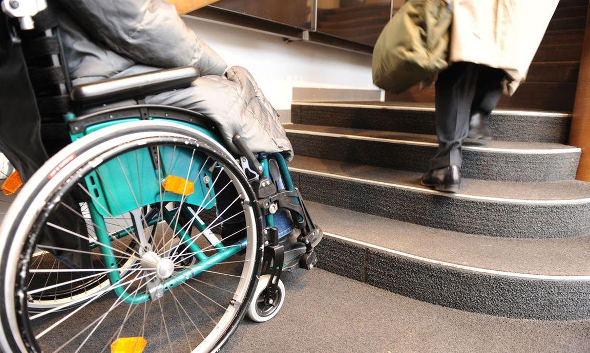 Bei Behindertengerechten Wohnungen Besteht Nach Wie Vor Nachholbedarf.